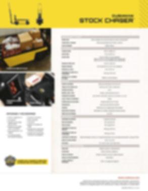 Tecnogolf trae para ti toda la línea de carros ezgo, carros de golf, carros ambulancia, carros utilitarios, carro para naves industriales, carros bar, carros para hotelería, carros para mantenimiento y mucho más. STOCK CHASER