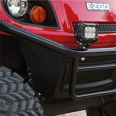 Nuevo carro de golf de gasolina, menos ruido e inparables, los mejores carros de golf son ezgo y los tiene Tecnogolf.