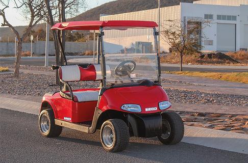 Tecnogolf trae para ti carros de golf seminuevos, nunca reconstruidos, te ofrecemos carros originales ezgo solo en Tecnogolf.