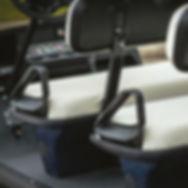 Tecnogolf trae para ti toda la línea de carros ezgo, carros de golf, carros ambulancia, carros utilitarios, carro para naves industriales, carros bar, carros para hotelería, carros para mantenimiento y mucho más. SHUTTLE 6