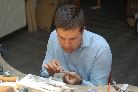 Juwelier Mouton in beeld