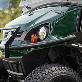 Tecnogolf trae para ti toda la línea de carros ezgo, carros de golf, carros ambulancia, carros utilitarios, carro para naves industriales, carros bar, carros para hotelería, carros para mantenimiento y mucho más. HAULE ELITE
