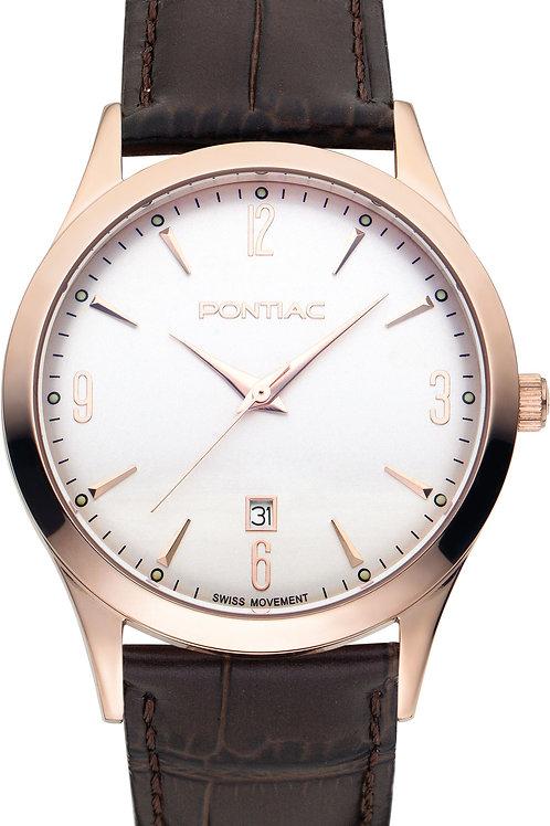 Pontiac Timeless P20003 herenhorloge