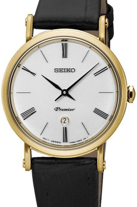 Seiko premier SXB432P1 dameshorloge