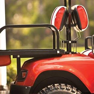 Tecnogolf trae para ti toda la línea de carros ezgo, carros de golf, carros ambulancia, carros utilitarios, carro para naves industriales, carros bar, carros para hotelería, carros para mantenimiento y mucho más. EXPRESS L6
