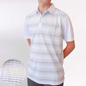 Sligo Bradley Polo White