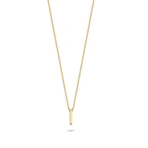 Blush 3093YGO hanger met ketting