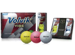 pelotas de golf Volvik Vibe