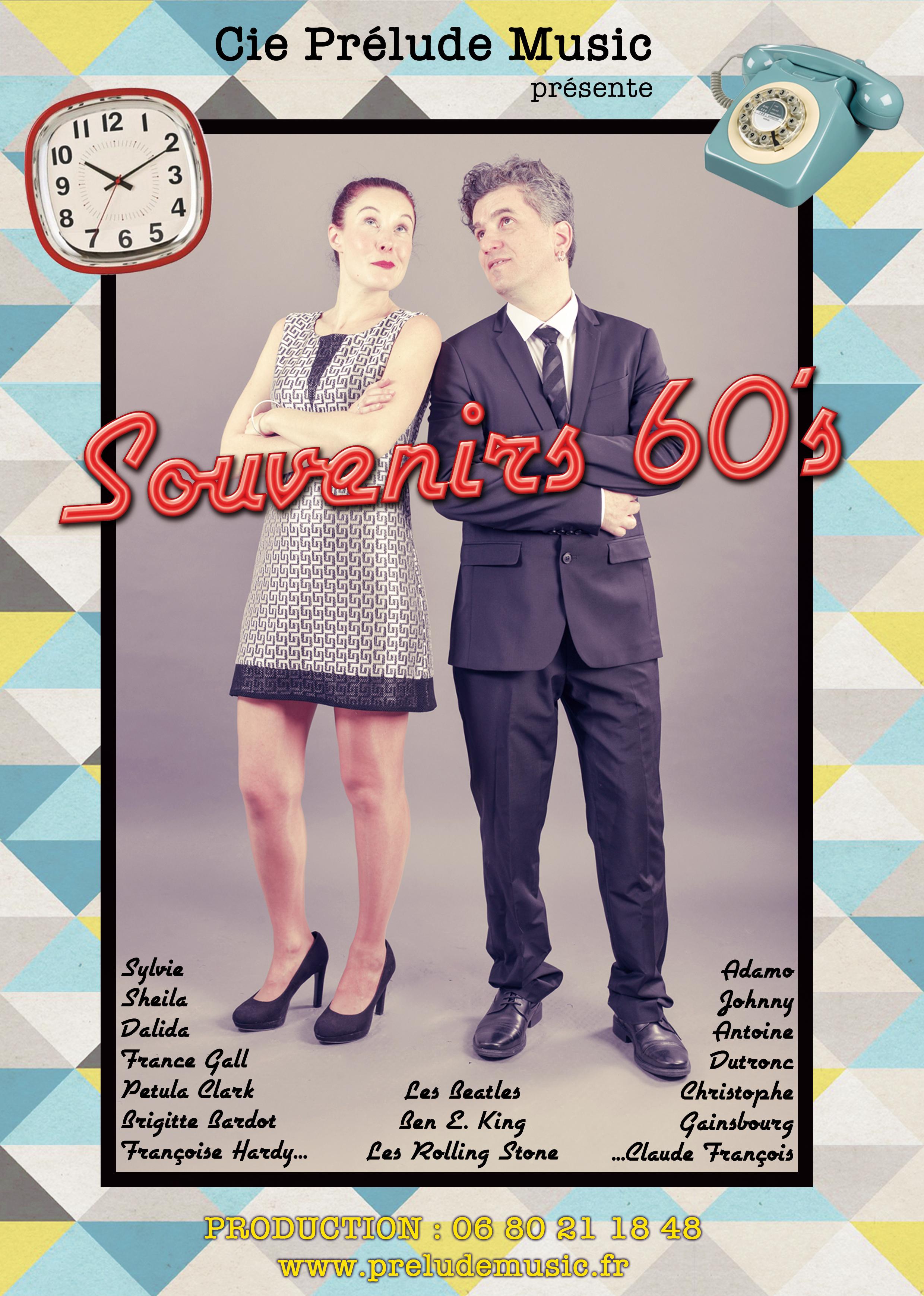 Souvenirs 60's