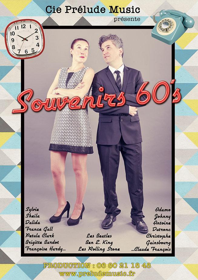 Spectacle Souvenirs 60's