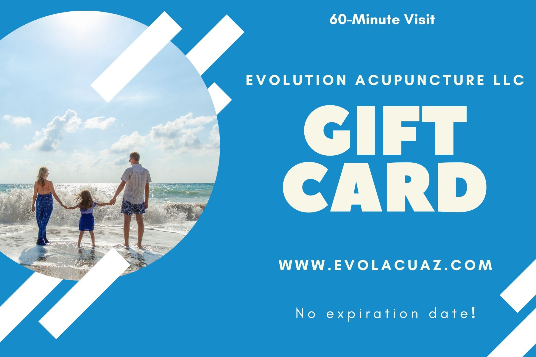 60-Minute Session Gift Card