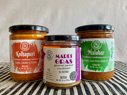 COLORADO MASALA SAUCES