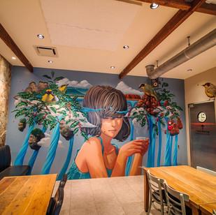 【KensukeTakahashi】Mural