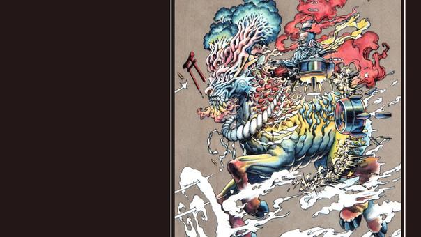 【KensukeTakahashi】アートワークを提供させていただきたました。Uyama Hiroto 3rdAlbum「Freeform Jazz」