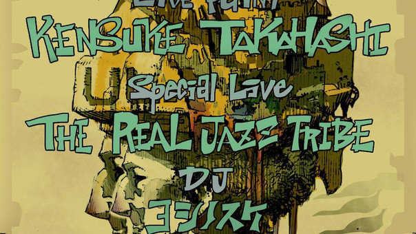 【KensukeTakahashi】9/28wed. LivePaint at Grassroots yokohama