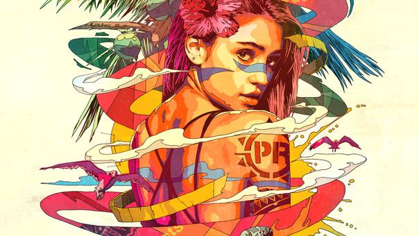 5/19(土) 【太平洋・島まつり 2018 in フラのまち湯本 ~Pacific Island Party~】
