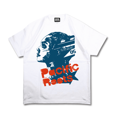 PacificRoots vol.5 T-shirts