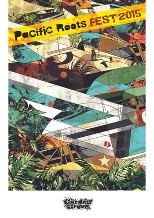 【Pacific Roots Fest 2015】