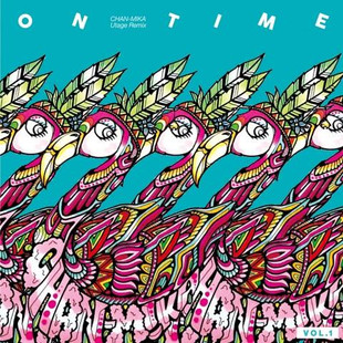 【CHAN-MIKA】New RemixCD Release!!!! 『ON TIME -Utage Remix-』