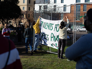 'Save People's Park' Protesters Speak Out Against UC Berkeley's Student Housing Plan