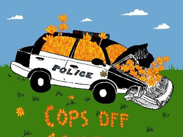 """Cops off Campus:"" The fight to disarm, divest, and defund UCPD"