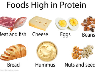 "Plant And Animal ""Protein"" Are Bad For You!"
