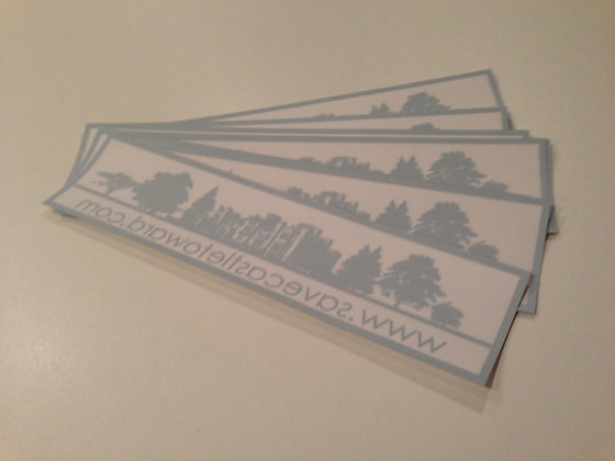 Car Stickers (Pack of 1)