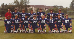 1981 BHS Varsity