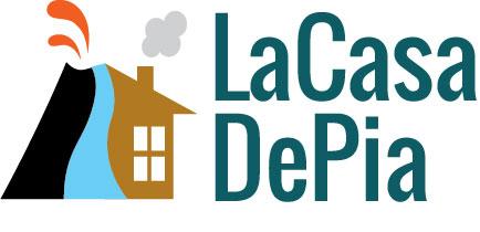 La Casa De Pia Logo Design