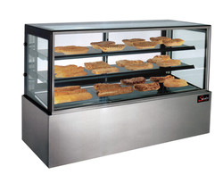 Floor Model Heated Display