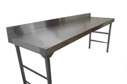 2300mm Stainless Steel Table
