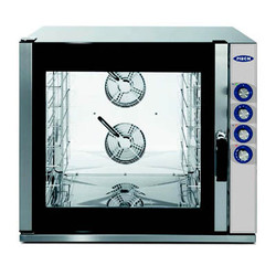 6 Pan Combi Steam Oven–Manual Piron