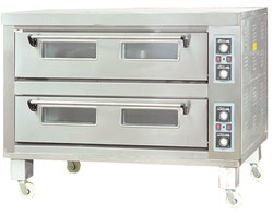 2 Deck 6 Tray Oven