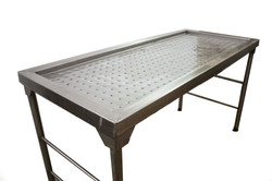 Sausage Table
