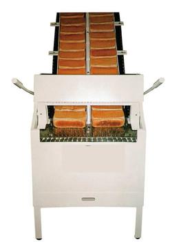 Gravity Feed Bread Slicer