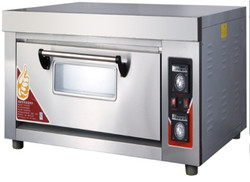 1 Deck 2 Tray Oven - Electric