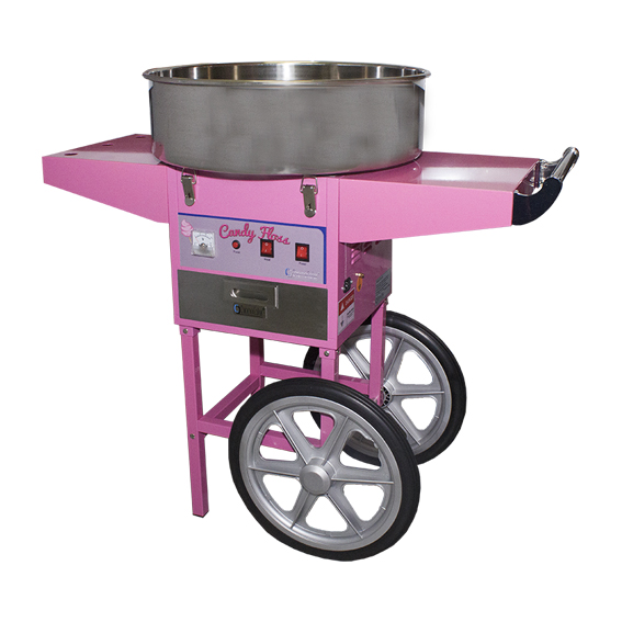 Candy Floss Machine Cart