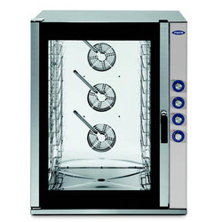 10 Pan Combi Steam Oven-Manual Piron