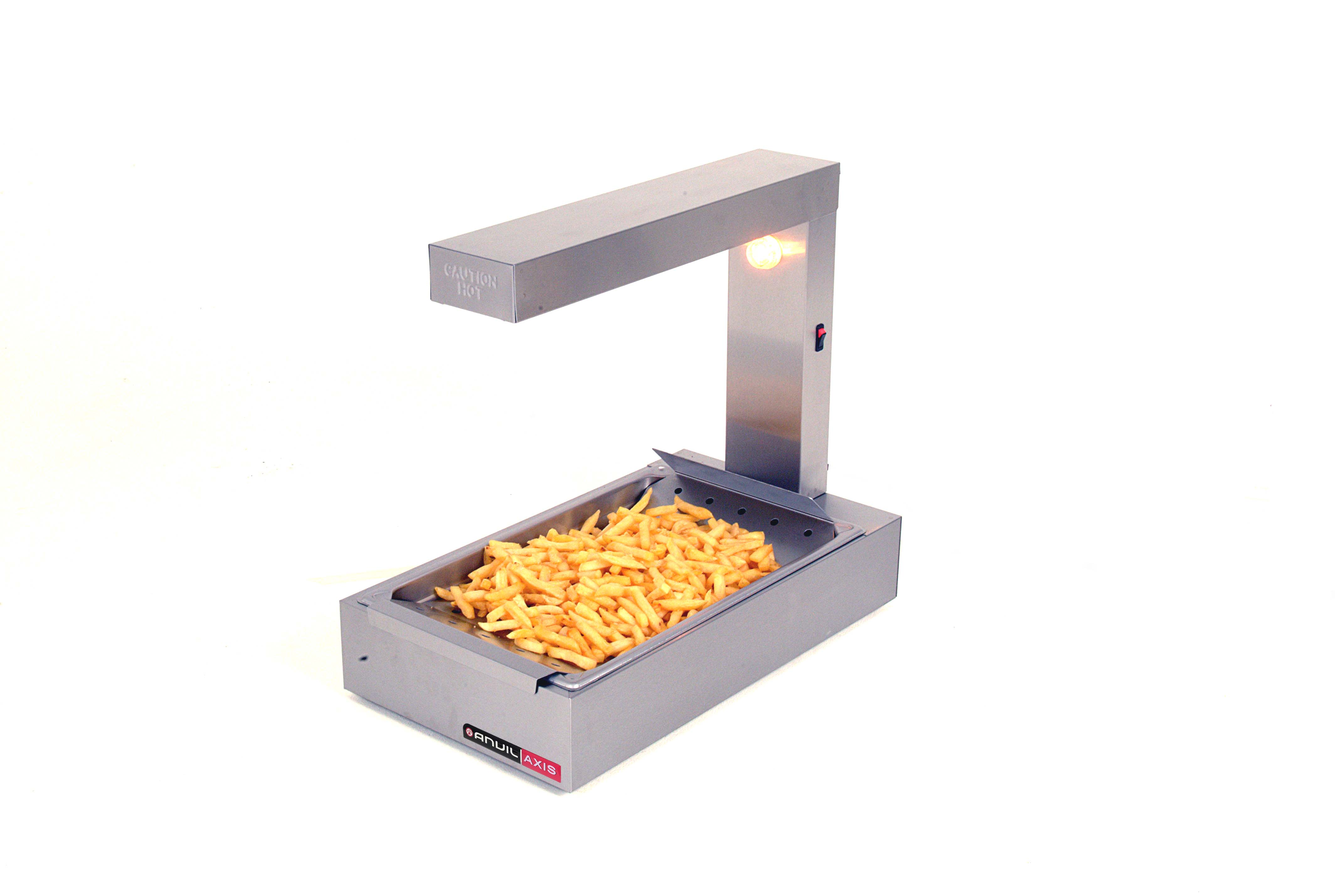 Heated Chip Dump-Anvil