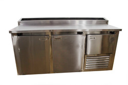 2 ½ Door Pizza Underbar Fridge
