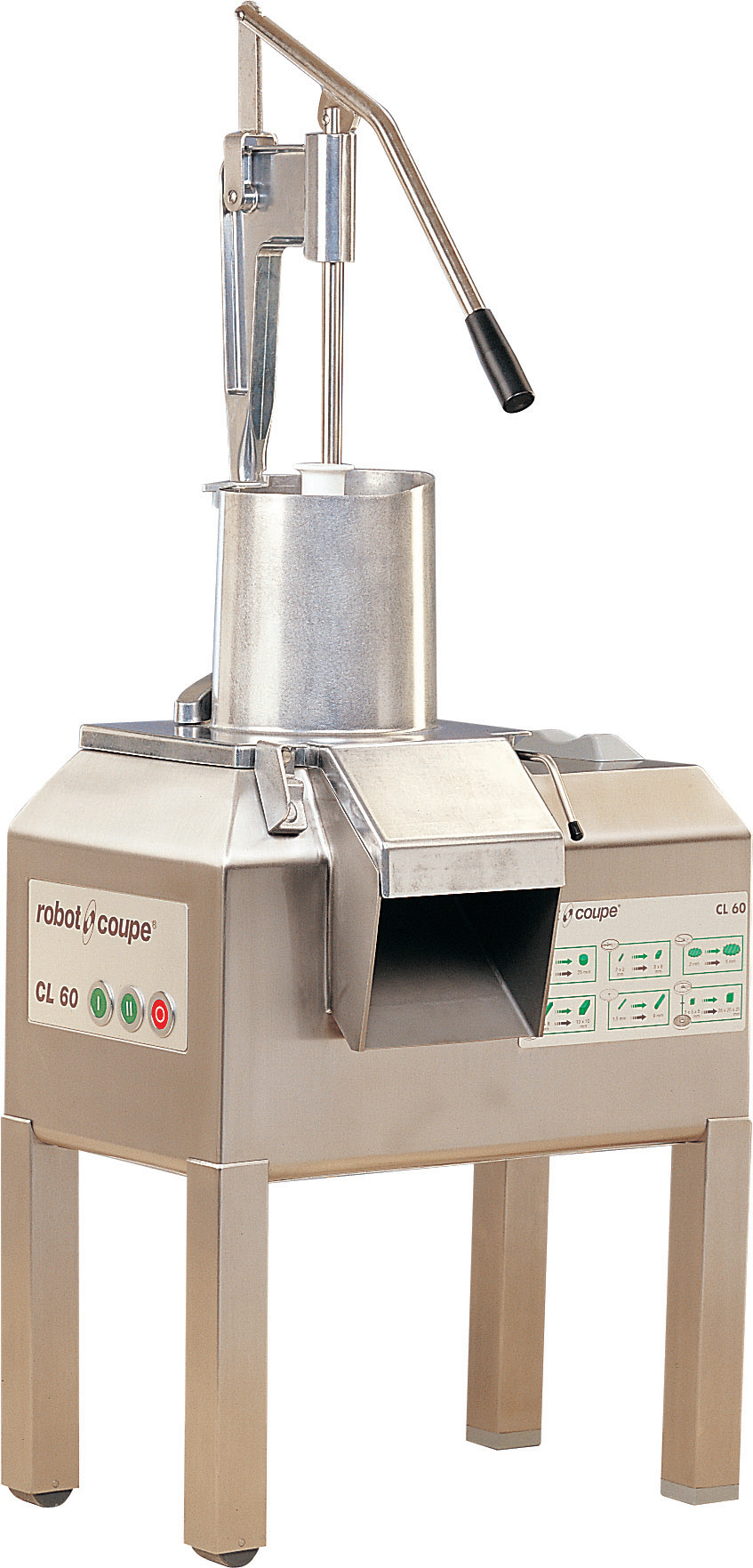 Vegetable Prep/Cutting Machine