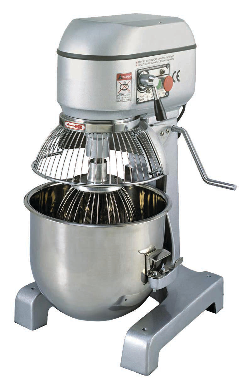 60lt Planetary Mixer with Hub