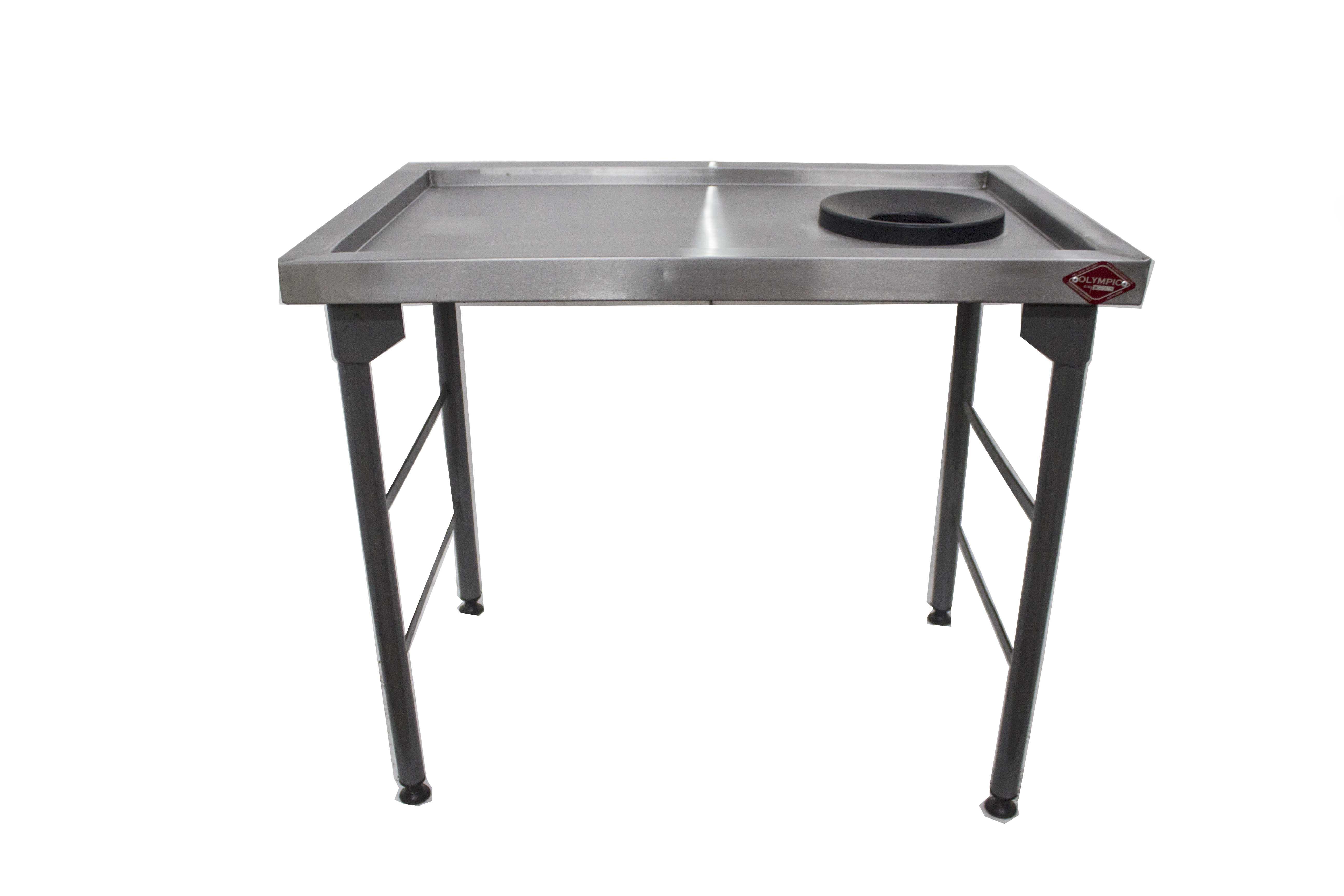 Dirties Receiving Table