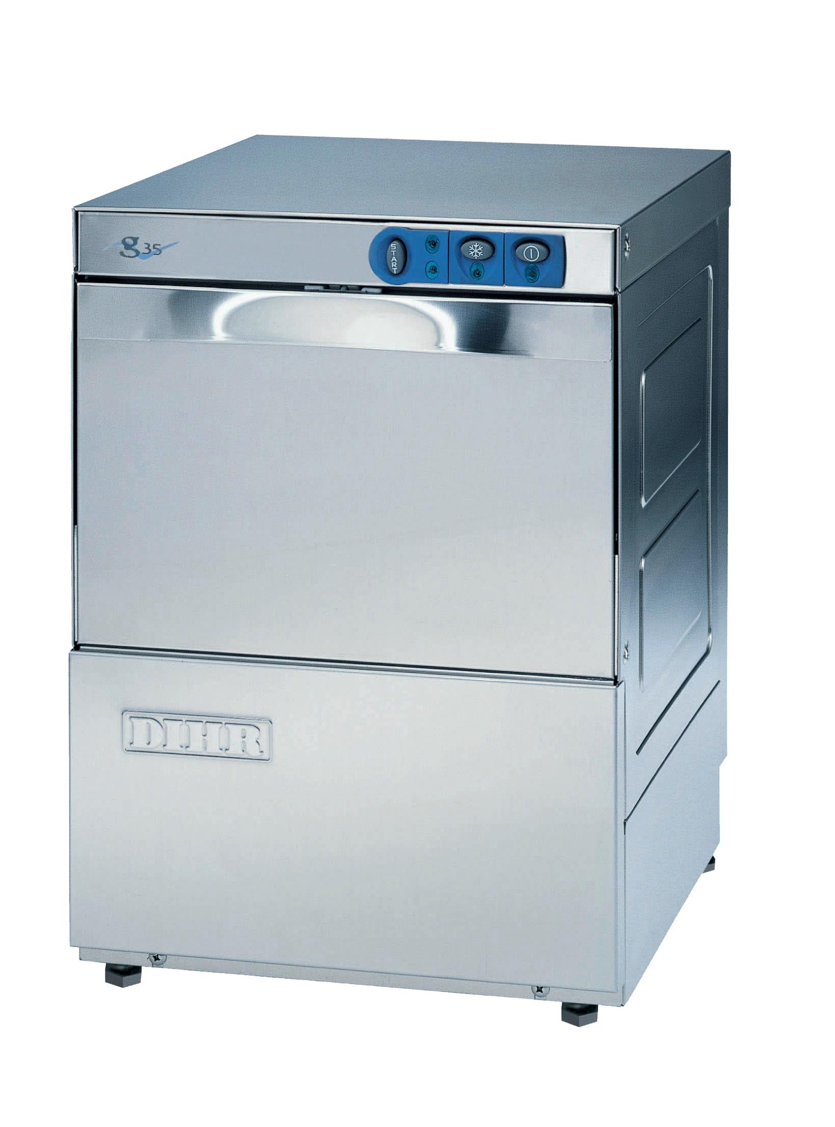 Undercounter Dishwasher- Compact