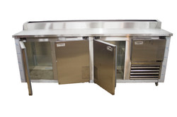 3 ½ Door Pizza Underbar Fridge