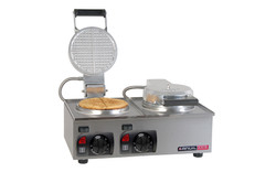 Double Waffle Maker - Anvil