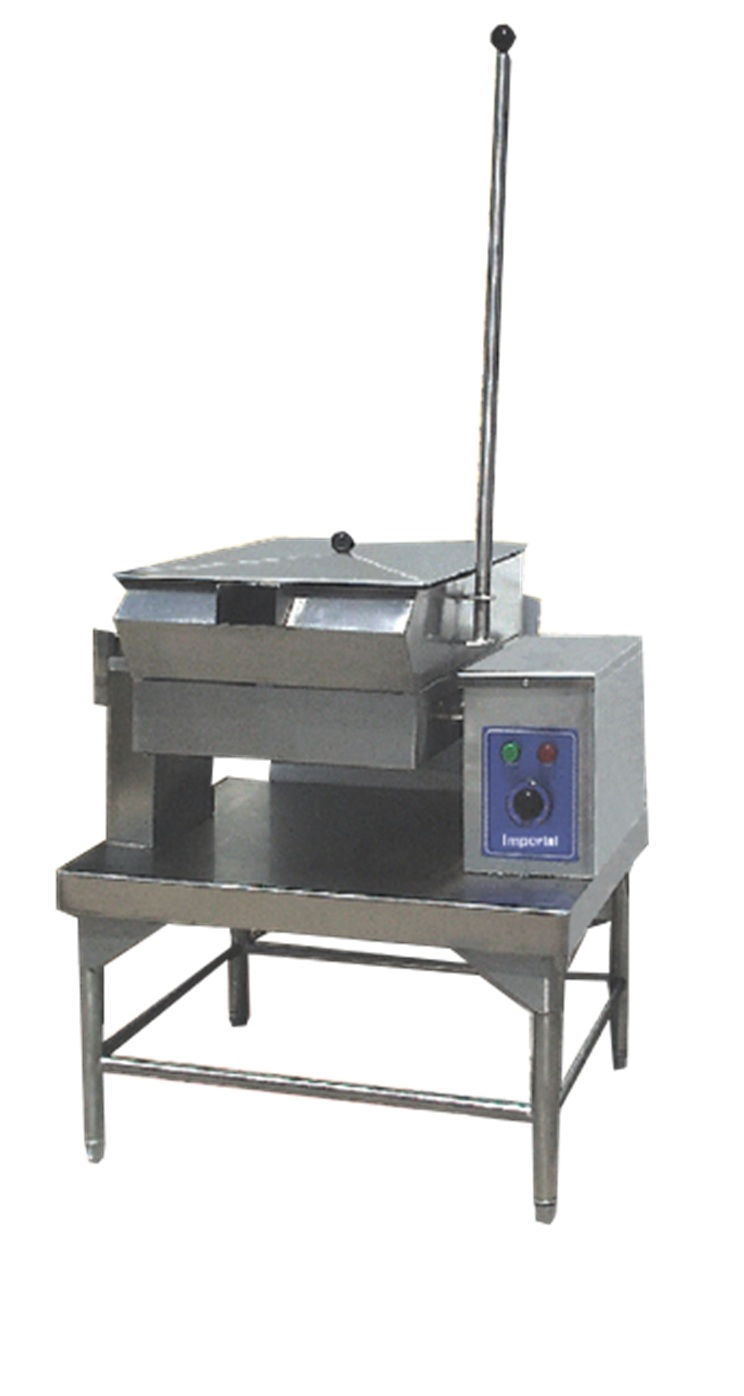40lt Tilting Pan -Electric