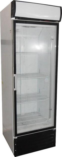 Single Door Upright Freezer