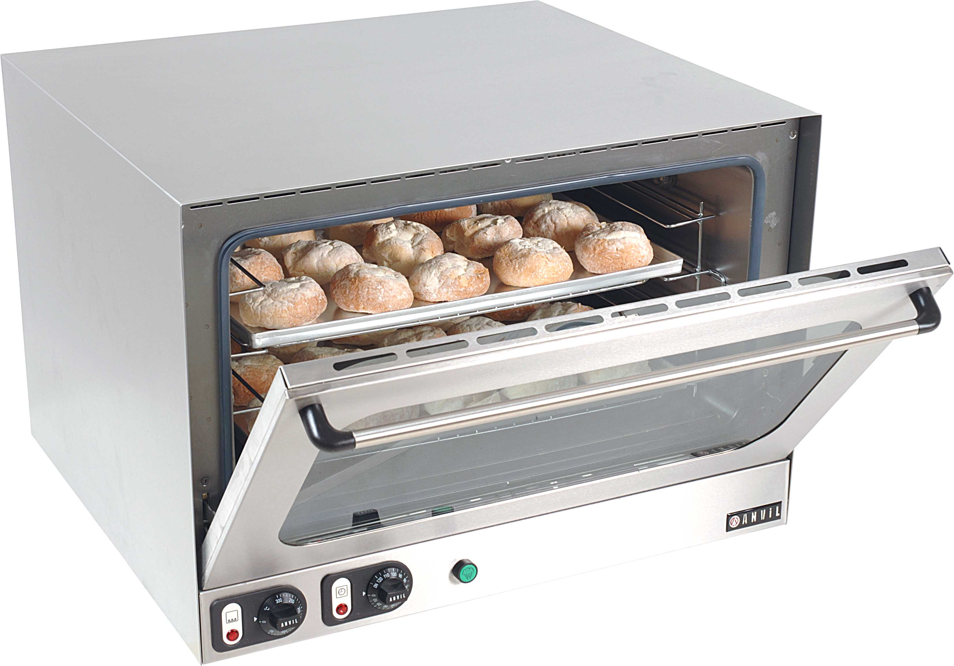 4 Pan (Wide) Convection Oven – Anvil