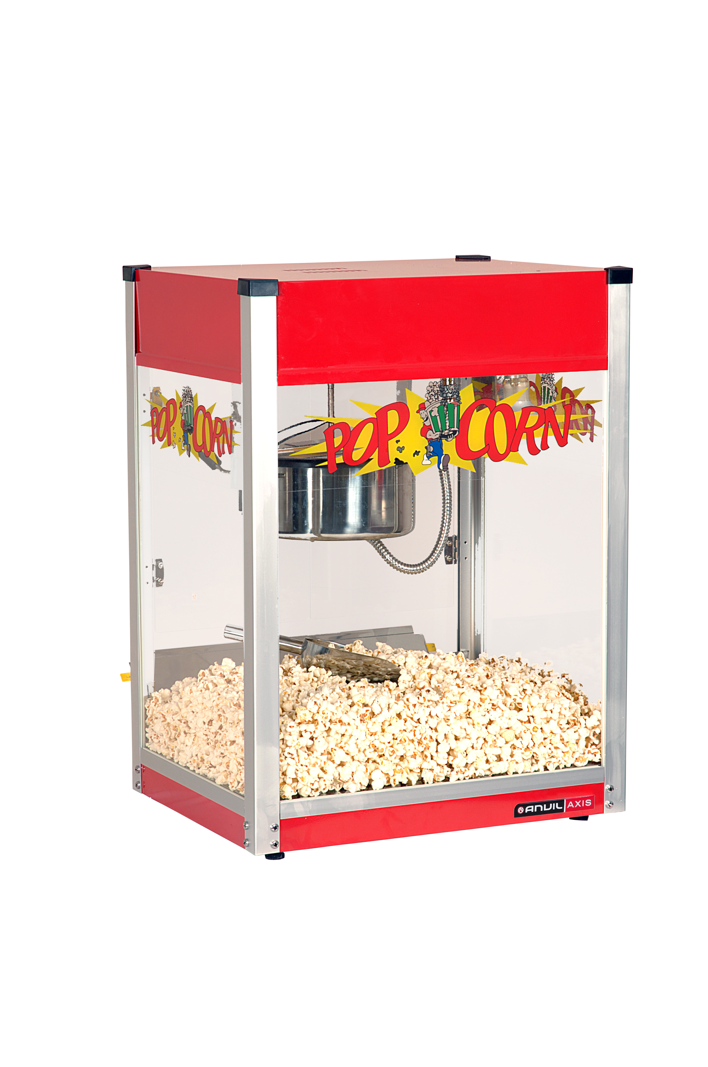 Popcorn Machine – Electric – Anvil